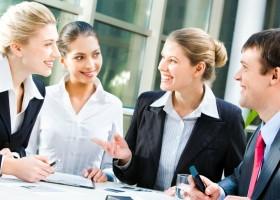 Деловые переговоры. Как установить контакт с клиентом?