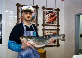 Каталог франшиз рыбного магазина